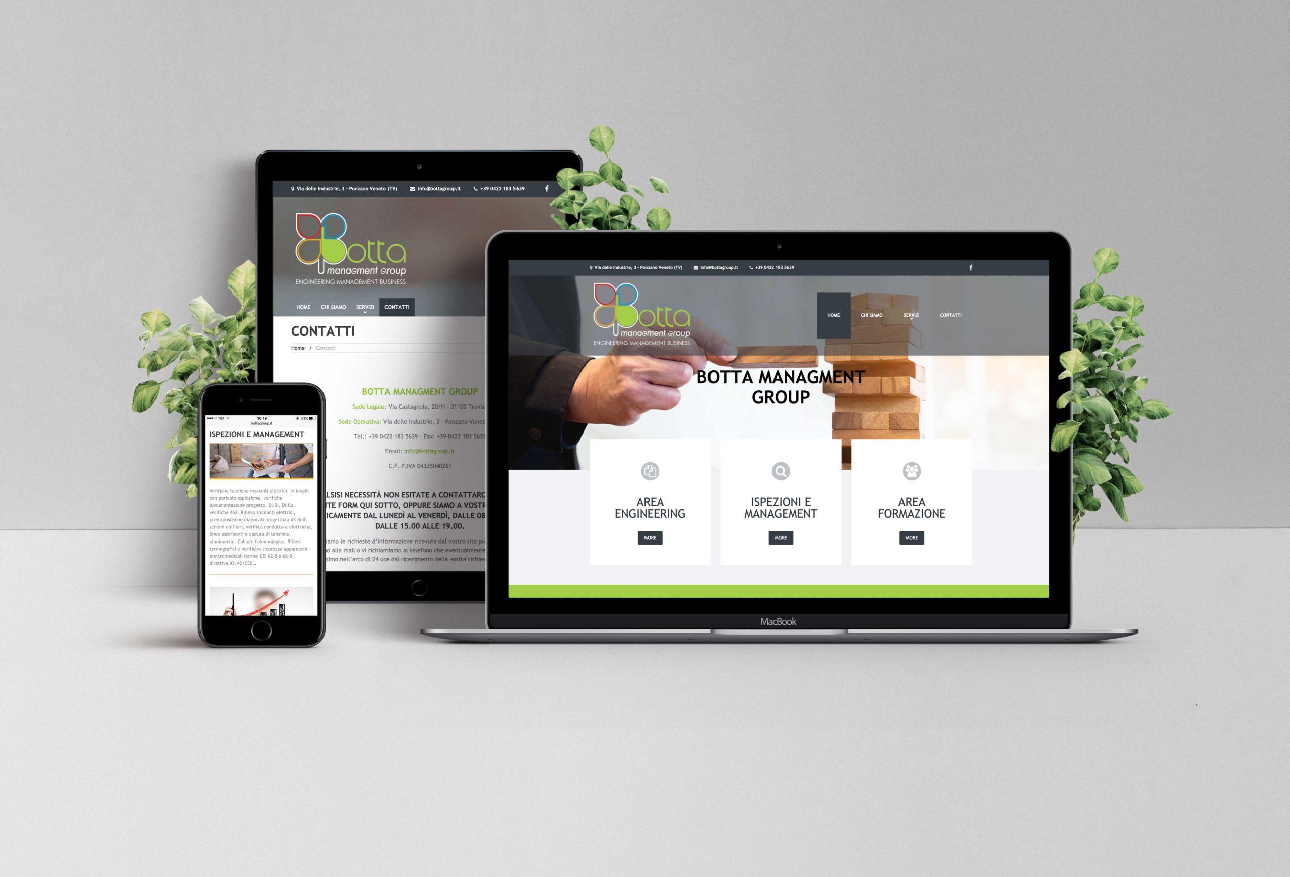 botta group web site